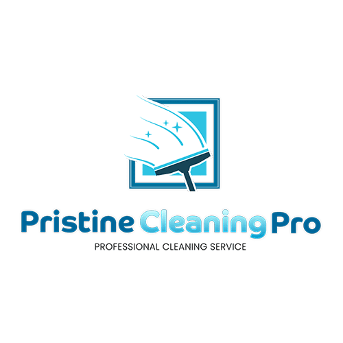 Pristine Cleaning Pro Logo Design
